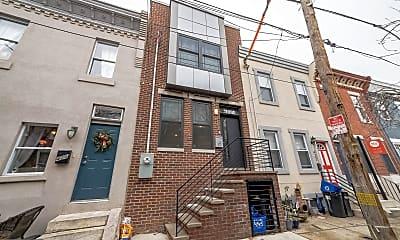 Building, 423 Dudley St, 2