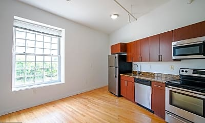 Kitchen, 4 Leverington Ave 302, 1