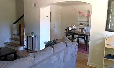 Living Room, 508 E 14th Ave, 1
