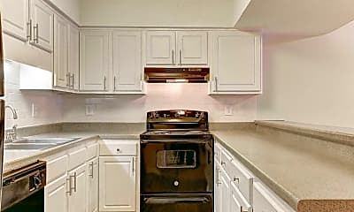 Kitchen, The Villages of Chapel Hill, 1
