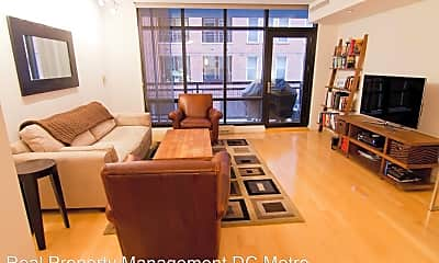 Living Room, 912 F St NW, 1