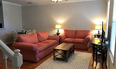 Living Room, 9175 SW 48th Pl, 0