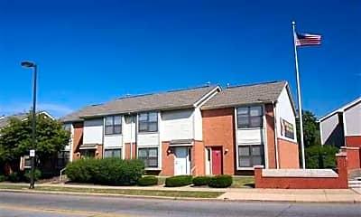 Building, Lexington Village, 0