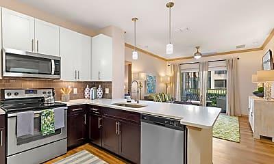 Kitchen, Savannah At Park Central, 1