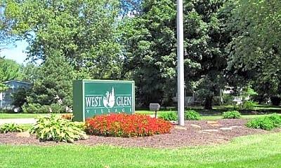 West Glen Village, 2