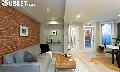Living Room, 1704 Q St NW, 0