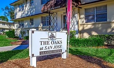 Community Signage, The Oaks at San Jose, 1