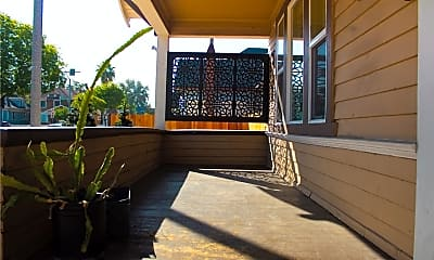 Patio / Deck, 3442 3rd St, 1