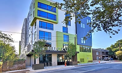 The Ruckus on Nueces, 1