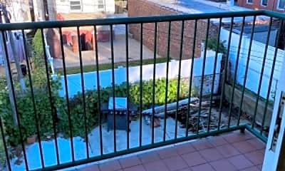 Patio / Deck, 1710 Holland Ave, 2