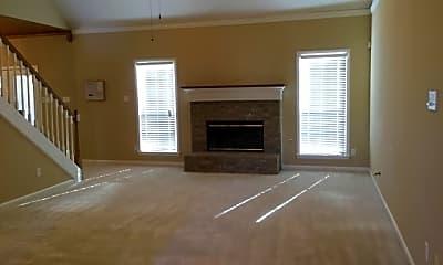 Living Room, 6767 Oakmoor Circle South, 1