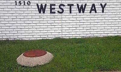Westway Apartments, 1
