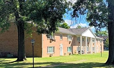 Building, Mt. Union Apartments, 0