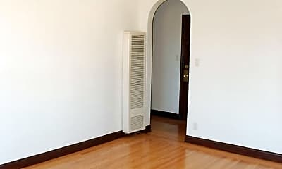 Bedroom, 144 13th St., 1