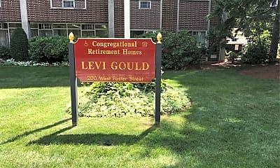 Congregational Retirement Homes l, 1