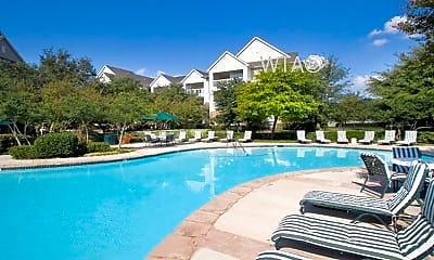 Pool, 3838 Lockhill Selma Rd, 0