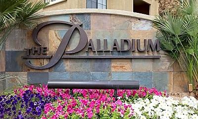Building, The Palladium, 2