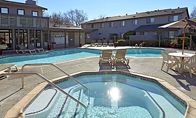 Pool, Temescal, 1