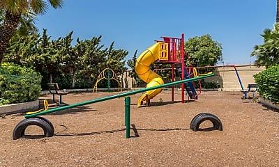 Playground, Serrano Apartment Homes, 2