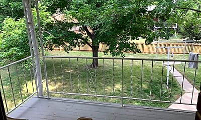 Patio / Deck, 1604 N Empire Ave, 2