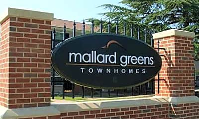 Community Signage, Mallard Green, 2