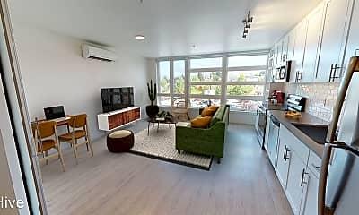 Living Room, 6717 Roosevelt Way NE - 402, 0