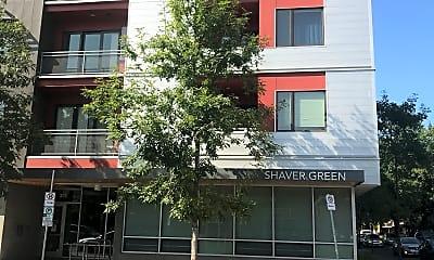 Shaver Green Apartments, 1
