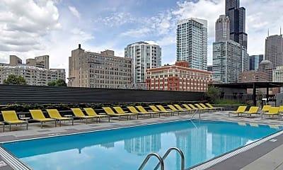 Pool, 842 S Clark St, 2
