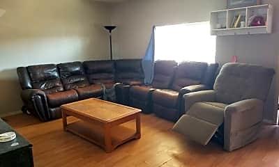 Living Room, 500 7th St, 2