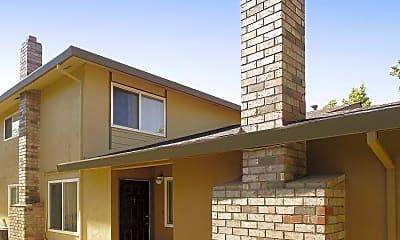 Building, Cottage Estates, 1