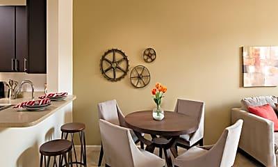 Dining Room, Avalon Shelton, 1