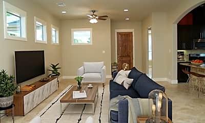 Living Room, 401 Zennia St, 0