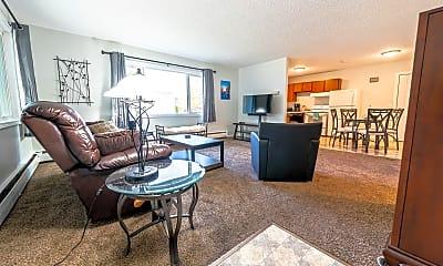 Living Room, 6342 E 16th Ave, 1