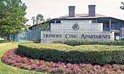 Hunter's Cove, 1