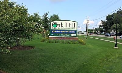 OAK HILL SUPPORTIVE LIVING COMMUNITY, 1