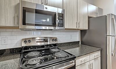 Kitchen, The Residences at Woodbine Park, 1