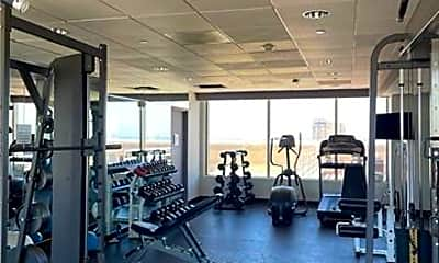 Fitness Weight Room, 315 Arlington Ave 1905, 2