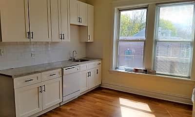 Kitchen, 1956 W Fletcher St, 0