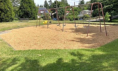 Playground, 3914 1/2 So. Mead St., 2