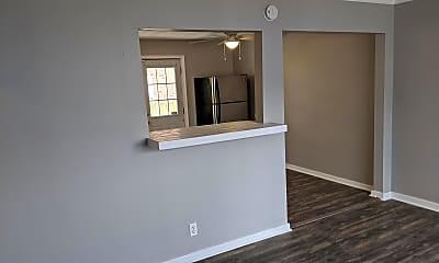 Living Room, 852 W 48th St, 1
