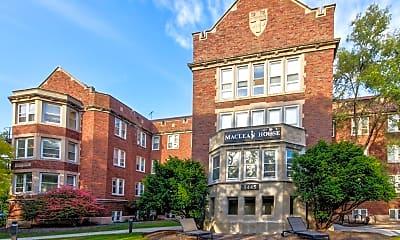 Building, 5445 S Ingleside Ave, 1