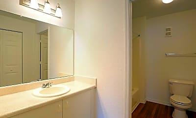 Bathroom, River Reach Apartments, 2