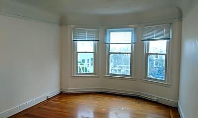 Living Room, 1827 Golden Gate Ave, 1