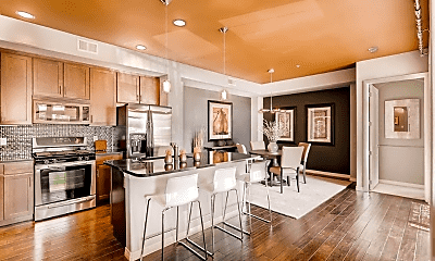 Kitchen, 1100 Grant St, 1