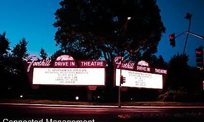 Community Signage, 360 E Gladstone St, 2