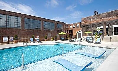 Pool, Lofts At White Furniture, 0
