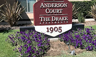 The Drake & Anderson Court Apartments, 1