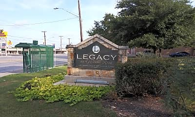 Legacy on O'Connor Road, 1