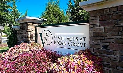 Community Signage, Villages At Pecan Grove, 2