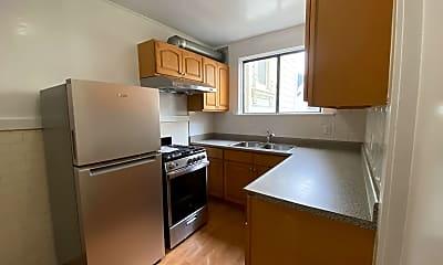Kitchen, 1718 Anza St, 0